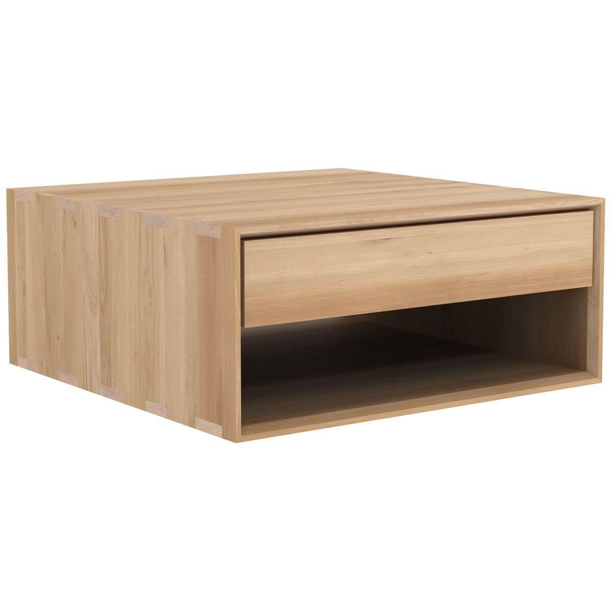Table basse 80cm NORDIC Ethnicraft chêne