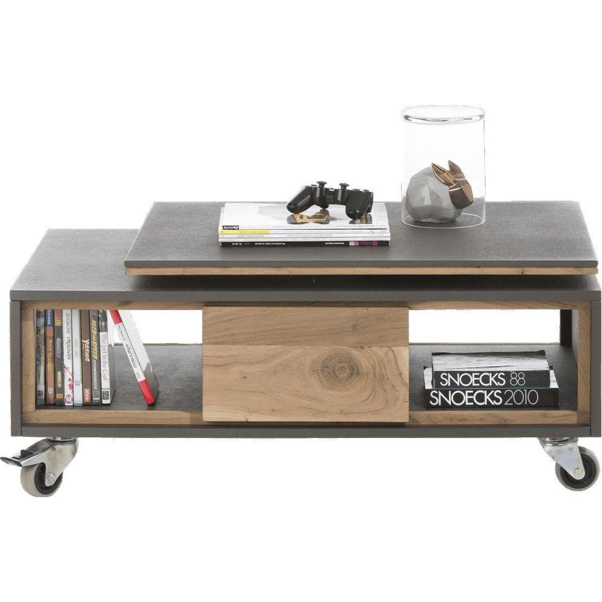 Table basse CENON Xooon 100x60cm