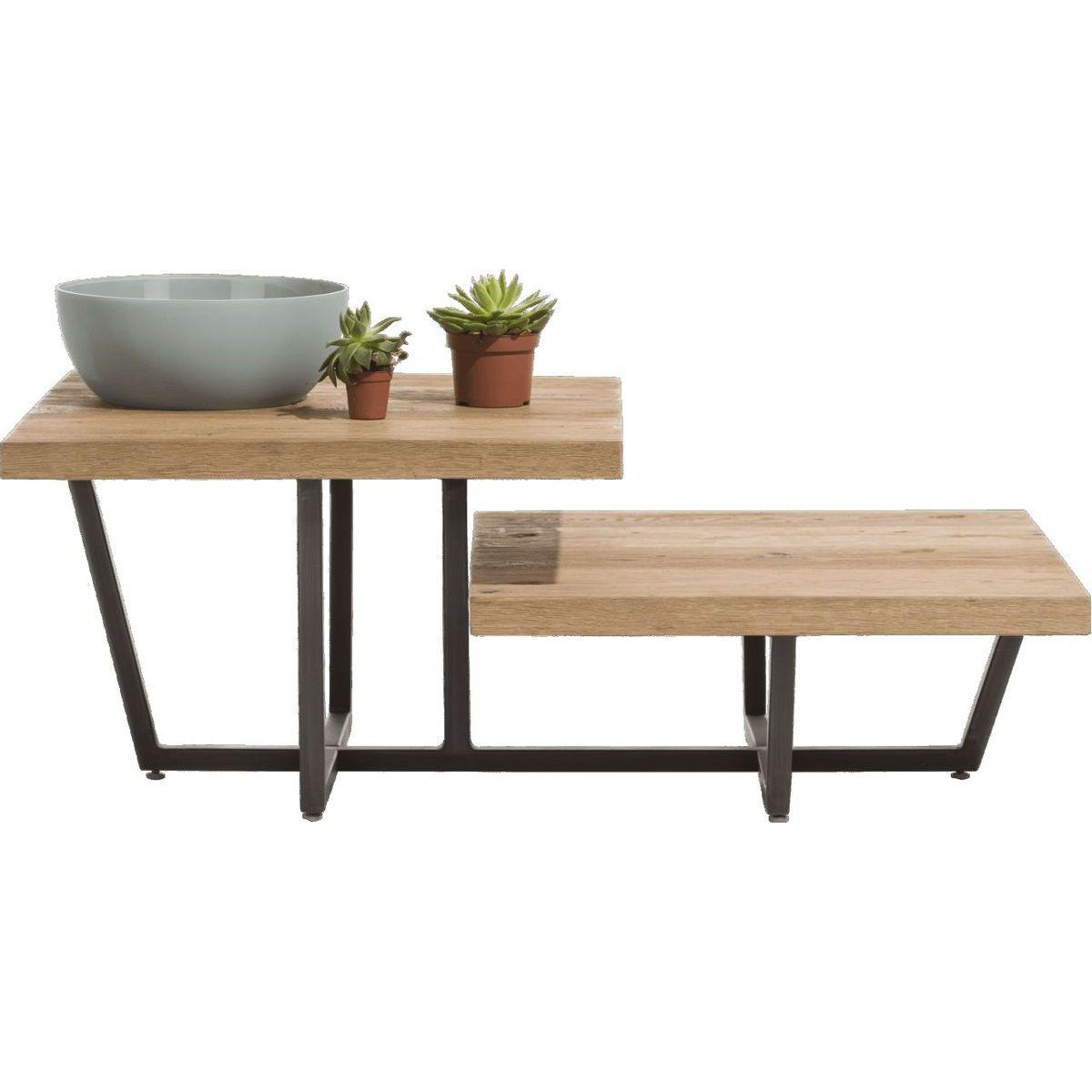 Table basse DENMARK Xooon 110x65cm