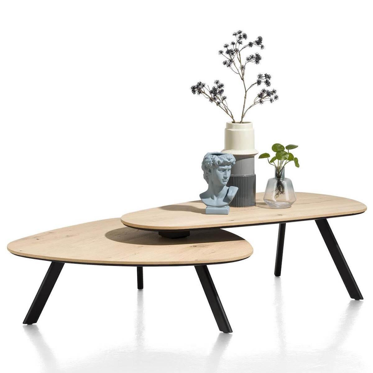 Table basse LIVADA Henders & Hazel naturel