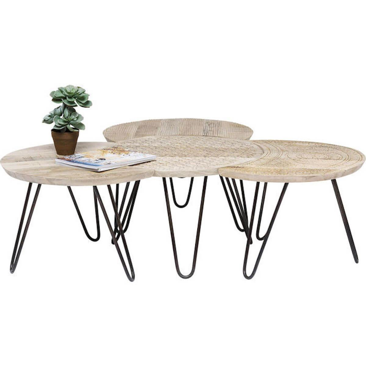 Table basse PURO Kare Design