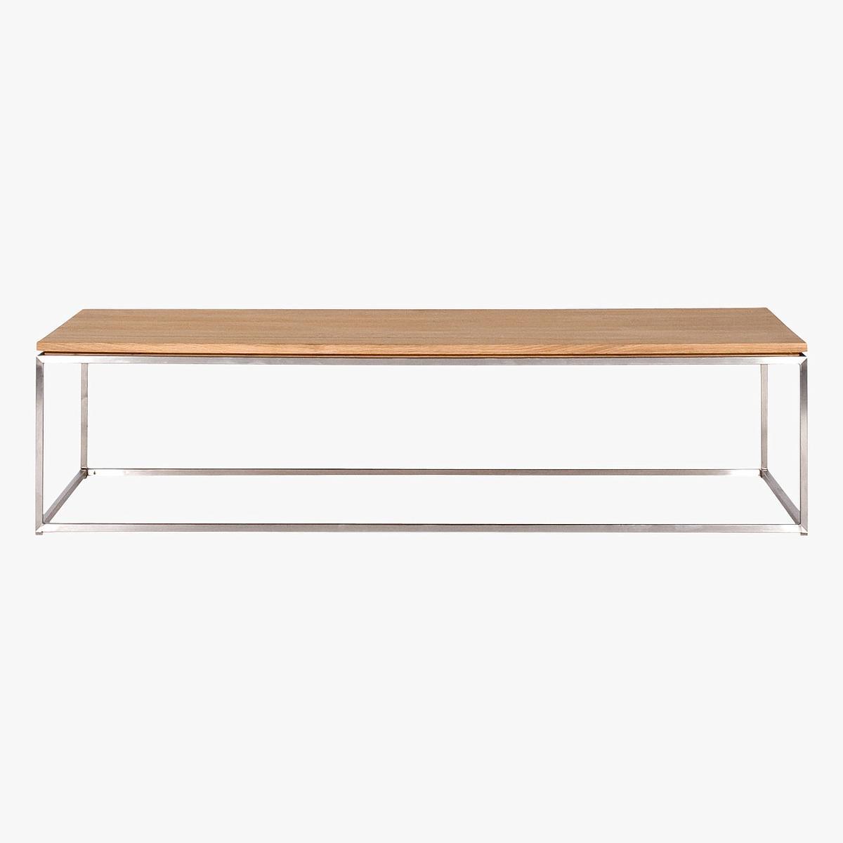 Table basse THIN Ethnicraft 120x70 chêne