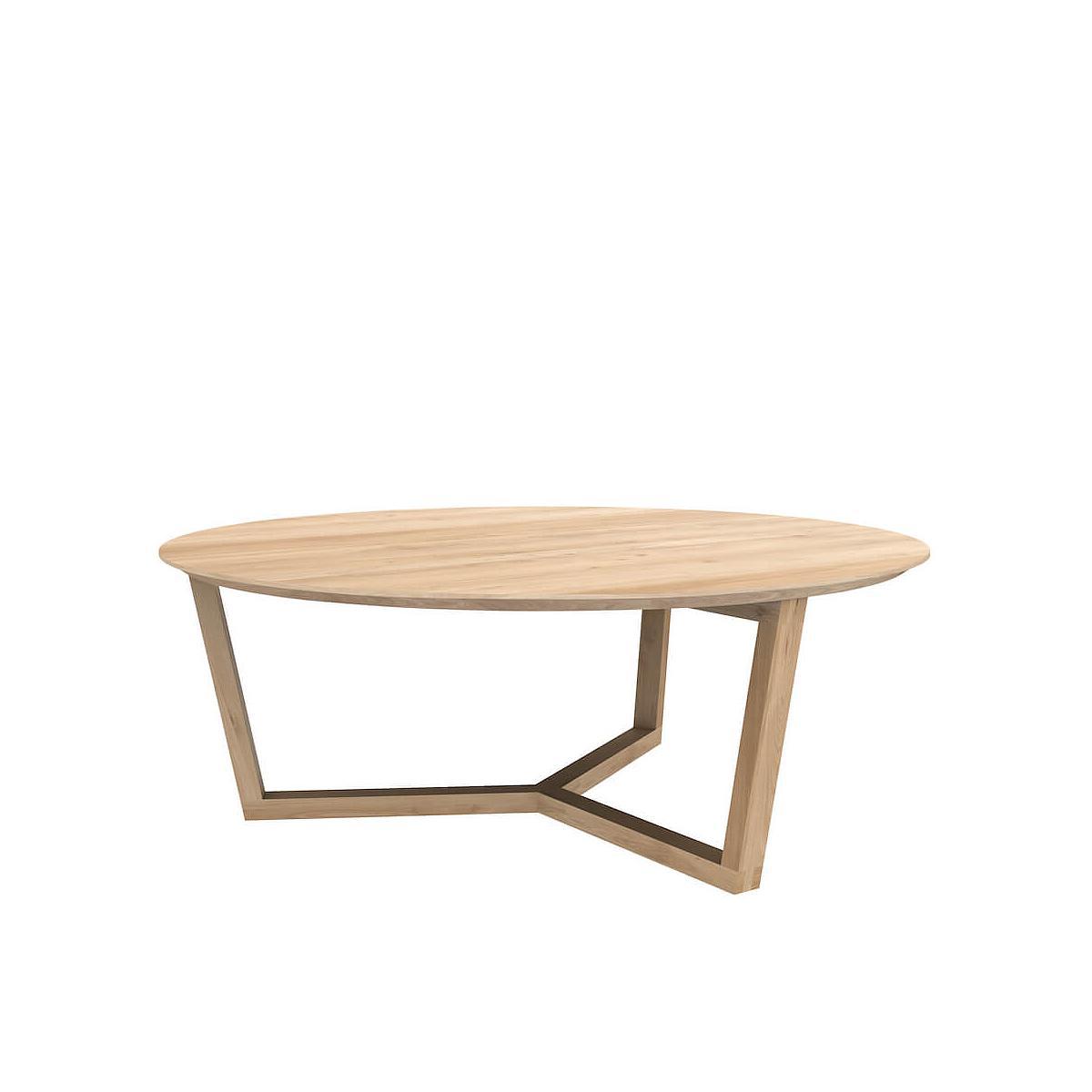 Table basse TRIPOD Ethnicraft chêne