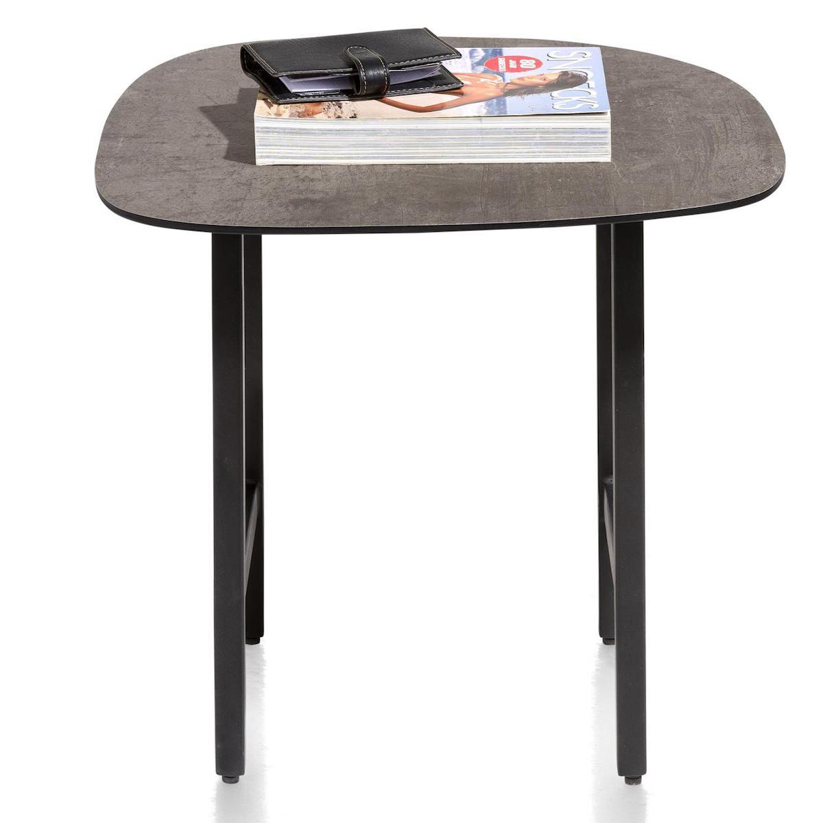 Table d'appoint 45x45cm FRESNO Xooon