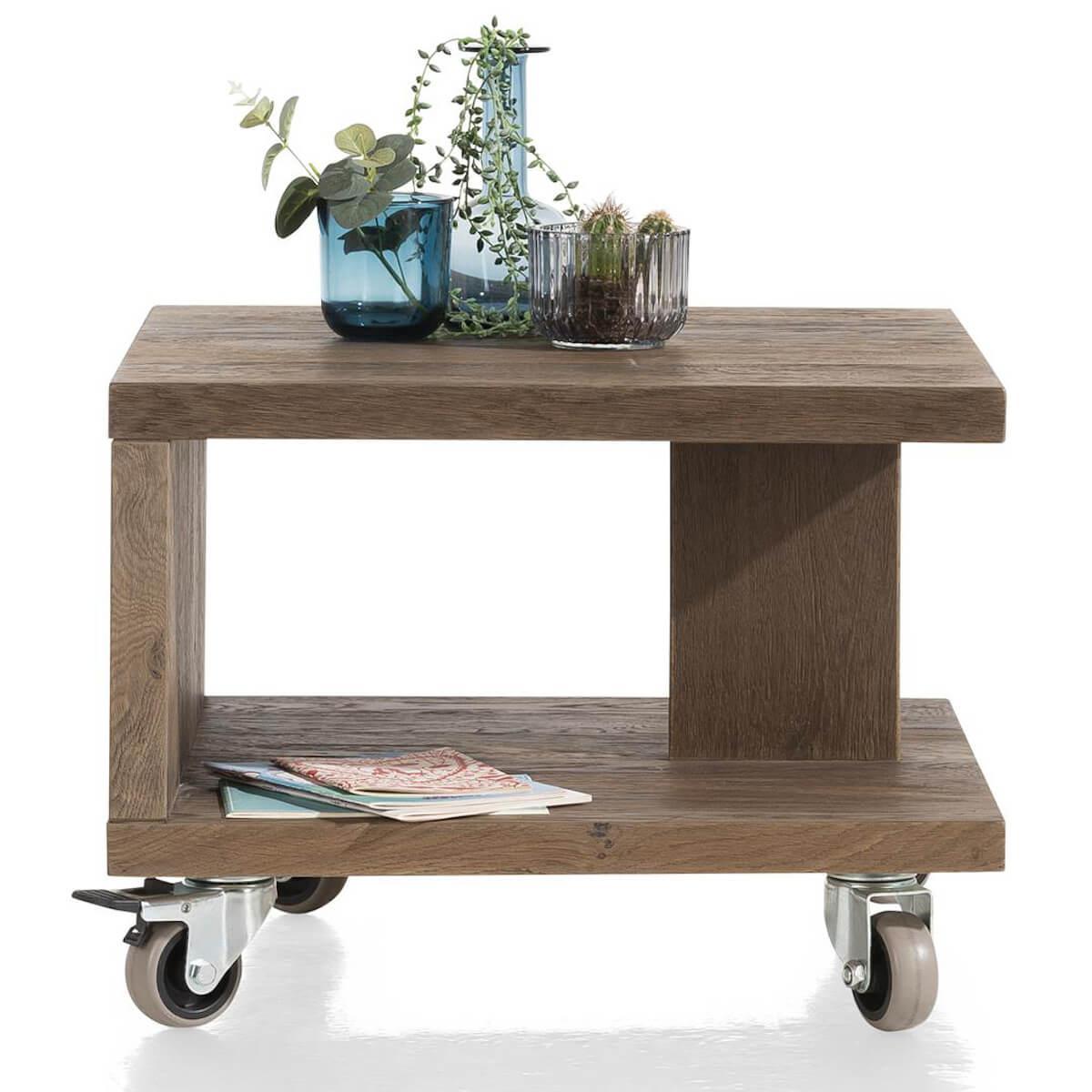 Table d'appoint 55x55cm CUBO Henders & Hazel