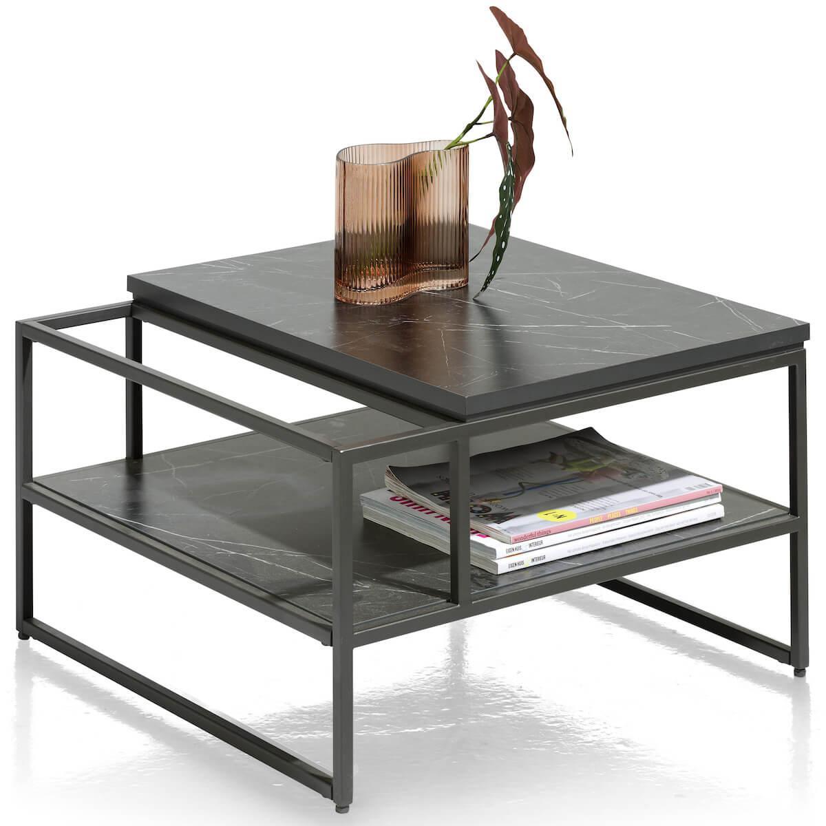Table d'appoint 60x60cm BOGOTA Xooon