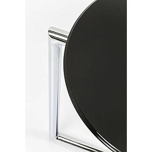 Table d'appoint EASY LIVING Kare Design noir