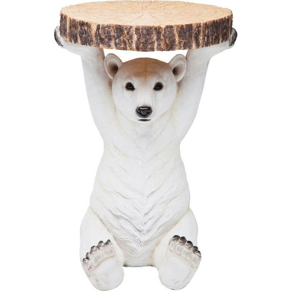 POLAR BEAR by Kare Table d'appoint