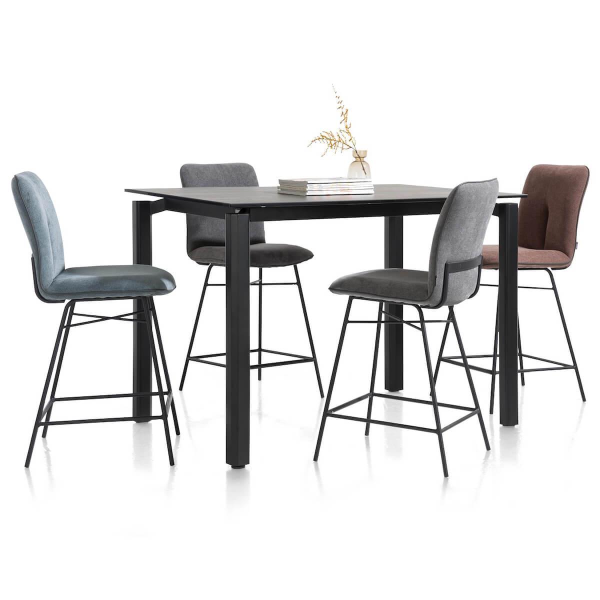 Table de bar 100x130cm IMPERIAL Xooon
