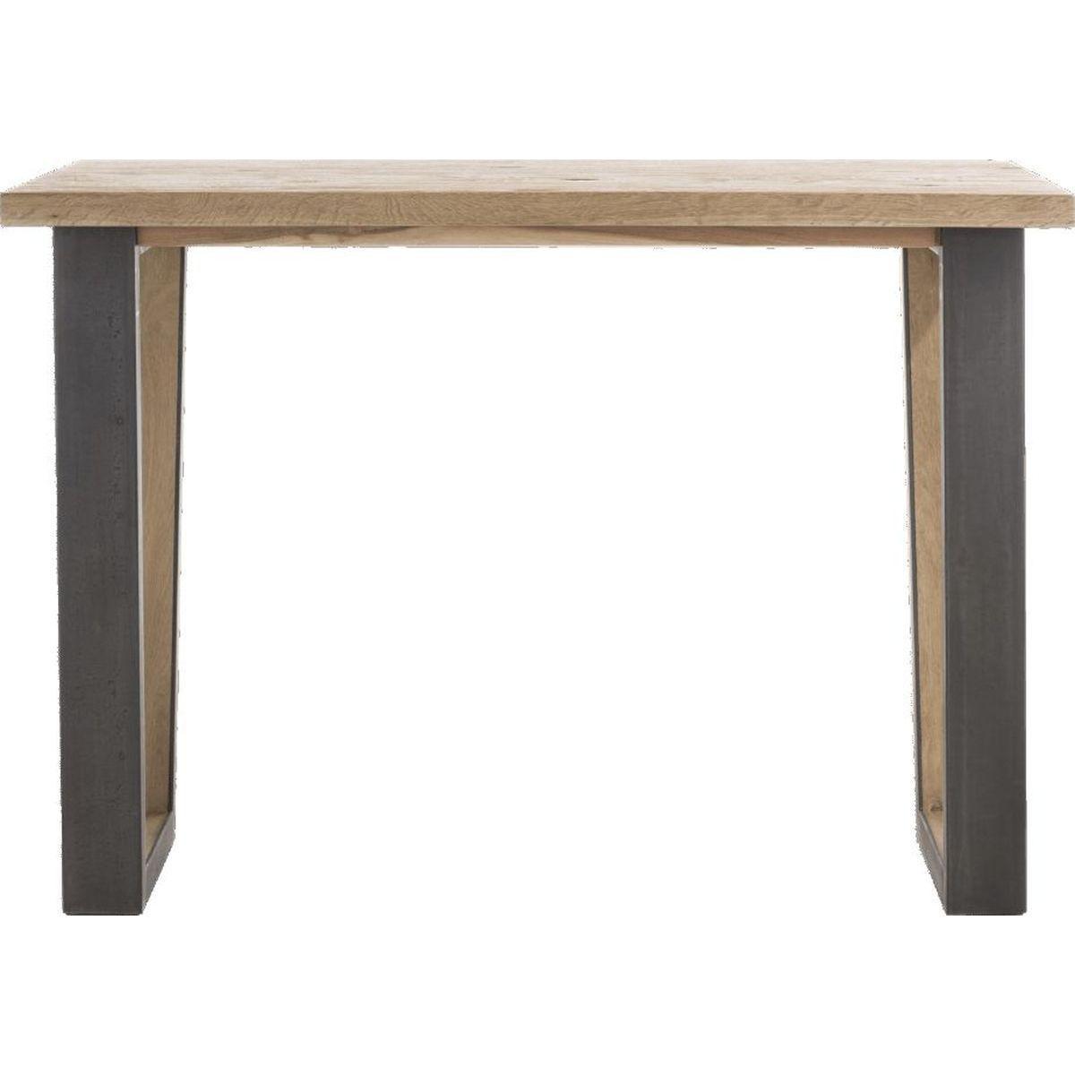 Table de bar METALOX HetH 130x90cm