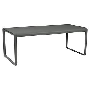 Table de jardin 196x90cm BELLEVIE Fermob romarin