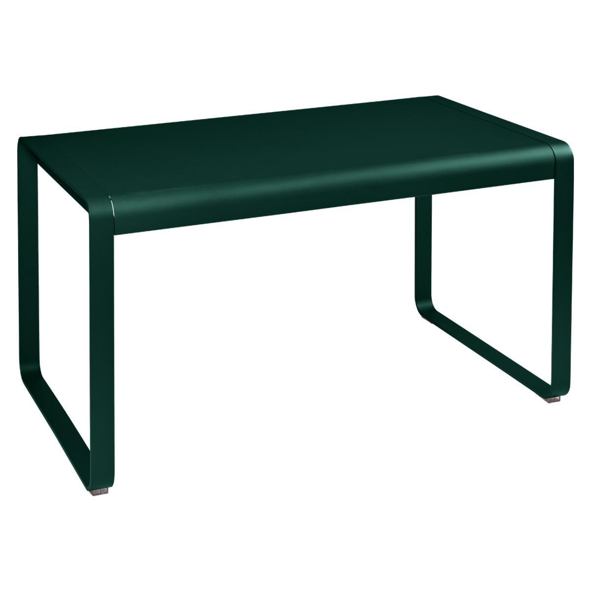 Table de jardin 80x140cm BELLEVIE Fermob cèdre