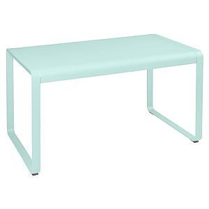 Table de jardin 80x140cm BELLEVIE Fermob menthe glaciale