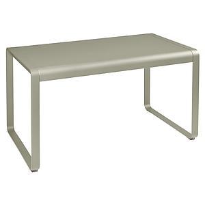 Table de jardin 80x140cm BELLEVIE Fermob muscade