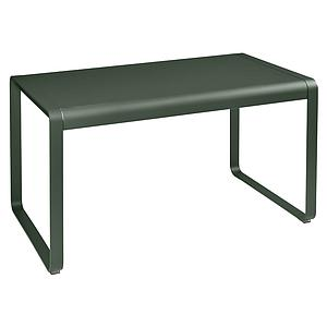 Table de jardin 80x140cm BELLEVIE Fermob romarin