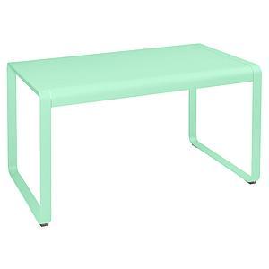 Table de jardin 80x140cm BELLEVIE Fermob vert opaline