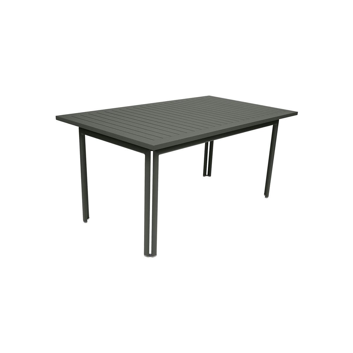 Table de jardin COSTA FERMOB 160x80cm Romarin