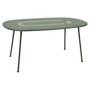 Table LORETTE Fermob 160x90 vert cactus