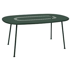 Table LORETTE Fermob 160x90 vert cèdre