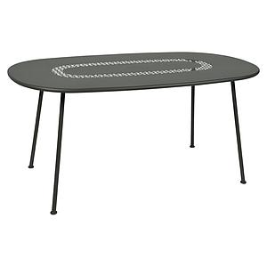 Table LORETTE Fermob 160x90 vert romarin