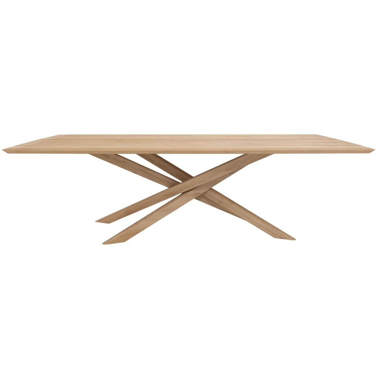 Table MIKADO Ethnicraft 240cm