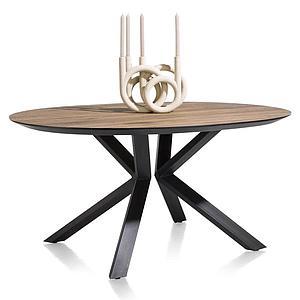 Table ovale 120x160cm FRESNO Xooon