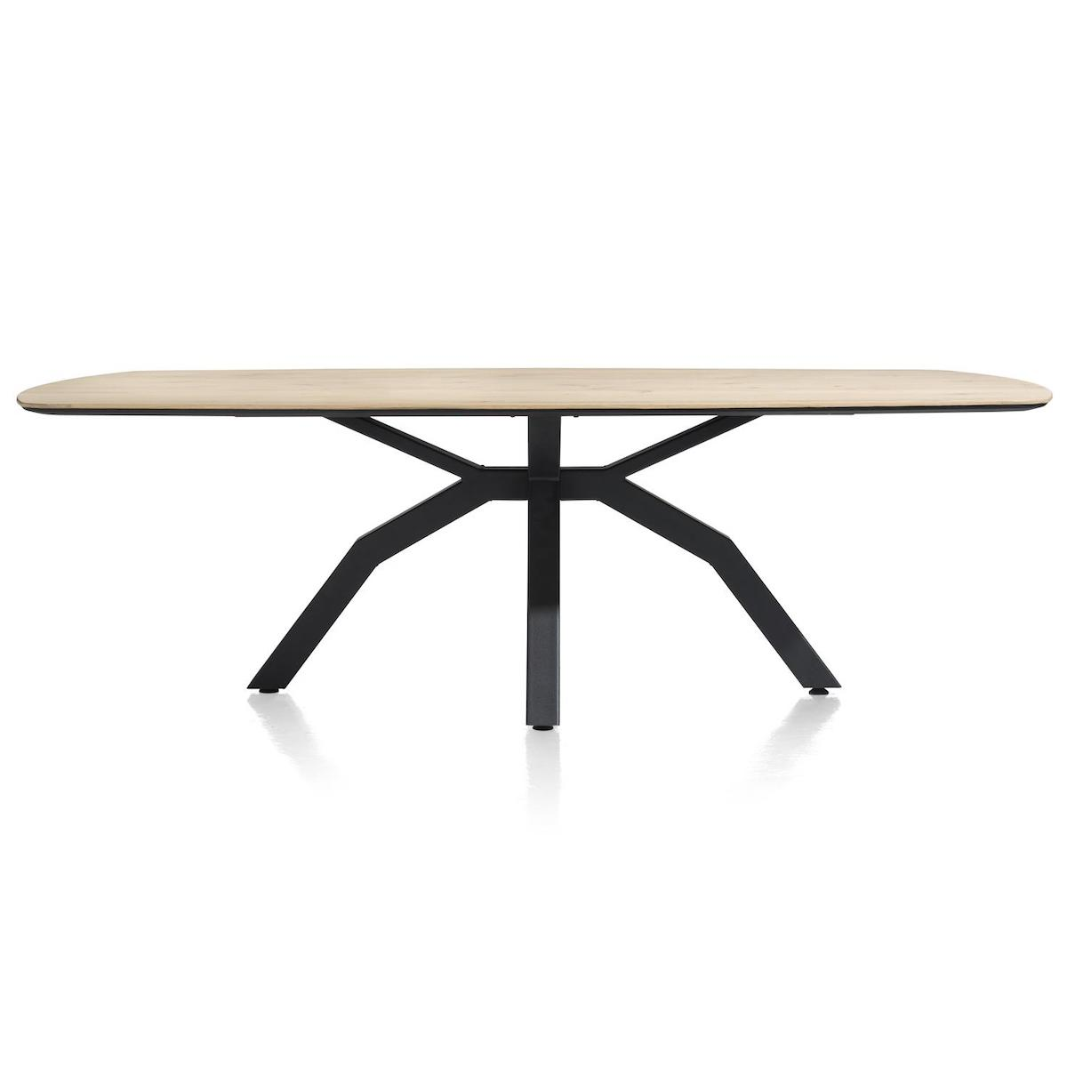 Table ovale 220x108cm LIVADA Henders & Hazel naturel