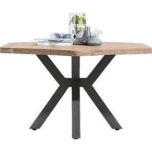 Table QUEBEC Henders & Hazel 150x130cm pieds en métal