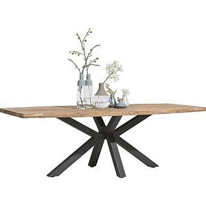 Table QUEBEC Henders & Hazel 240x110cm pieds en métal