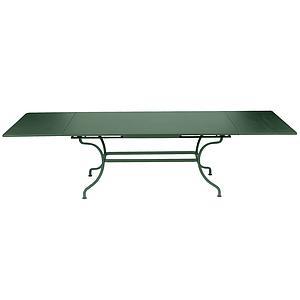 Table rallonge ROMANE Fermob cèdre