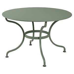 Table ronde 117cm ROMANE Fermob cactus