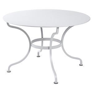 Table ronde 117cm ROMANE Fermob coton