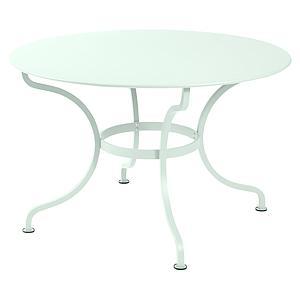 Table ronde 117cm ROMANE Fermob menthe glaciale