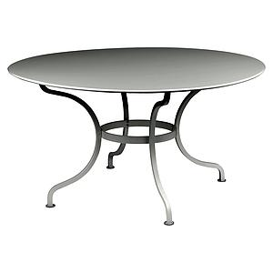 Table ronde 137cm ROMANE Fermob romarin