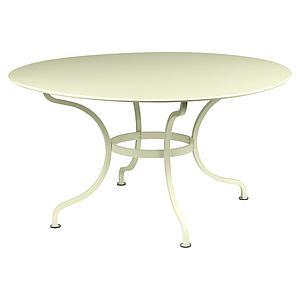 Table ronde 137cm ROMANE Fermob tilleul