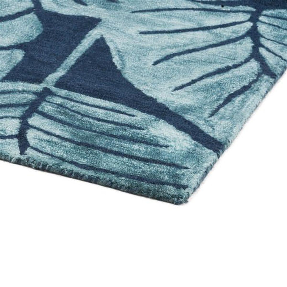 Tapis 160x230cm BLOOM Coco Maison anthracite