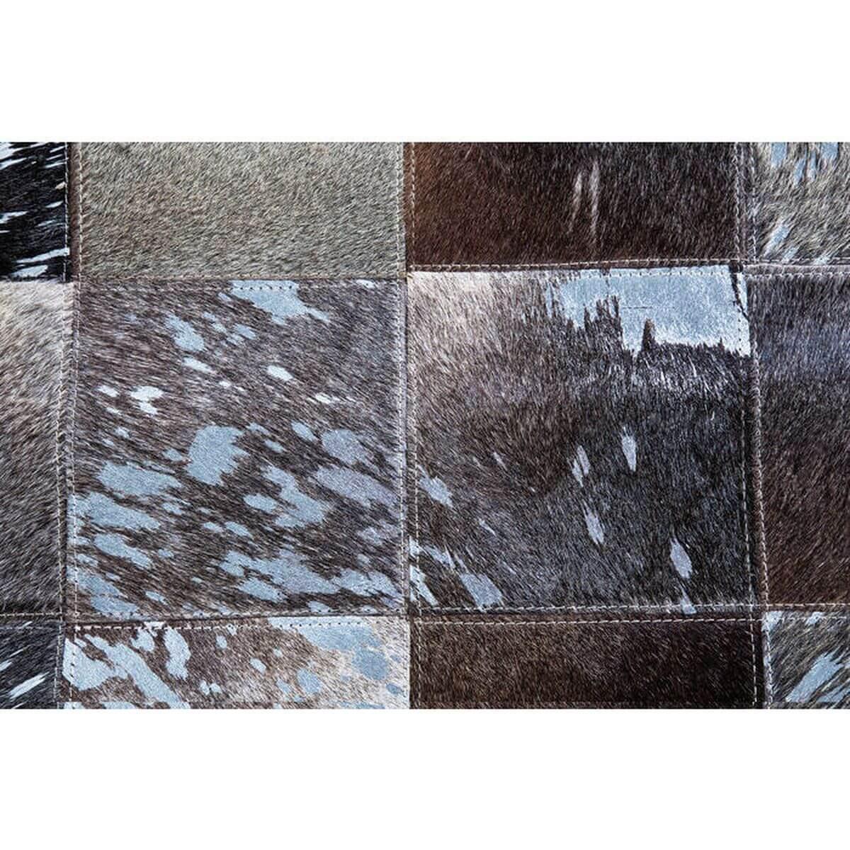 Tapis 170x240cm COSMO FUR Kare Design gris