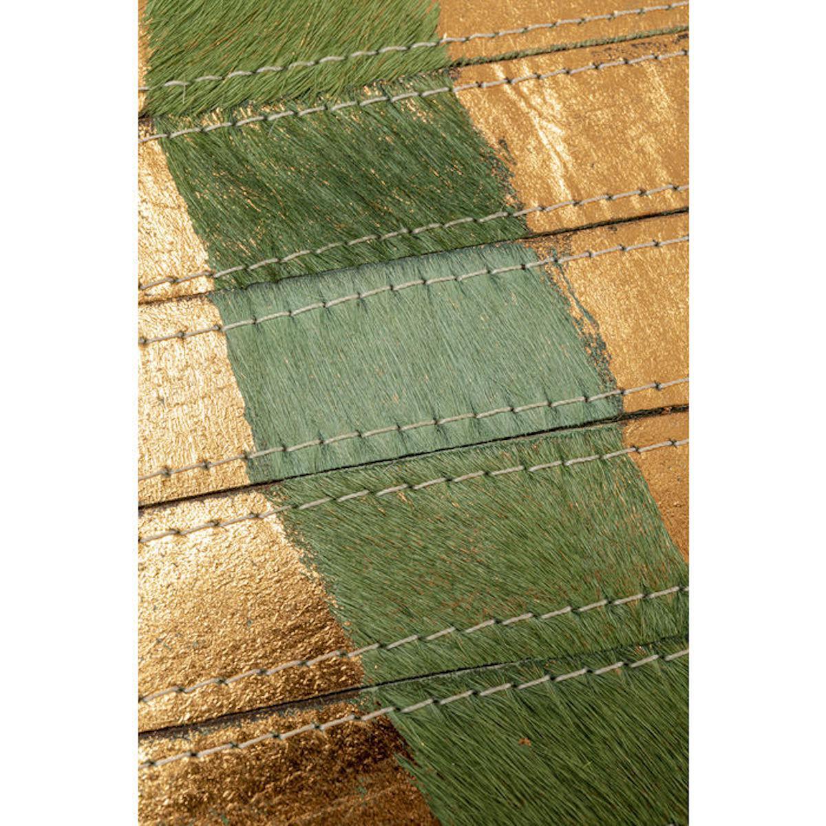 Tapis 170x240cm GOLD LEAFS Kare Design