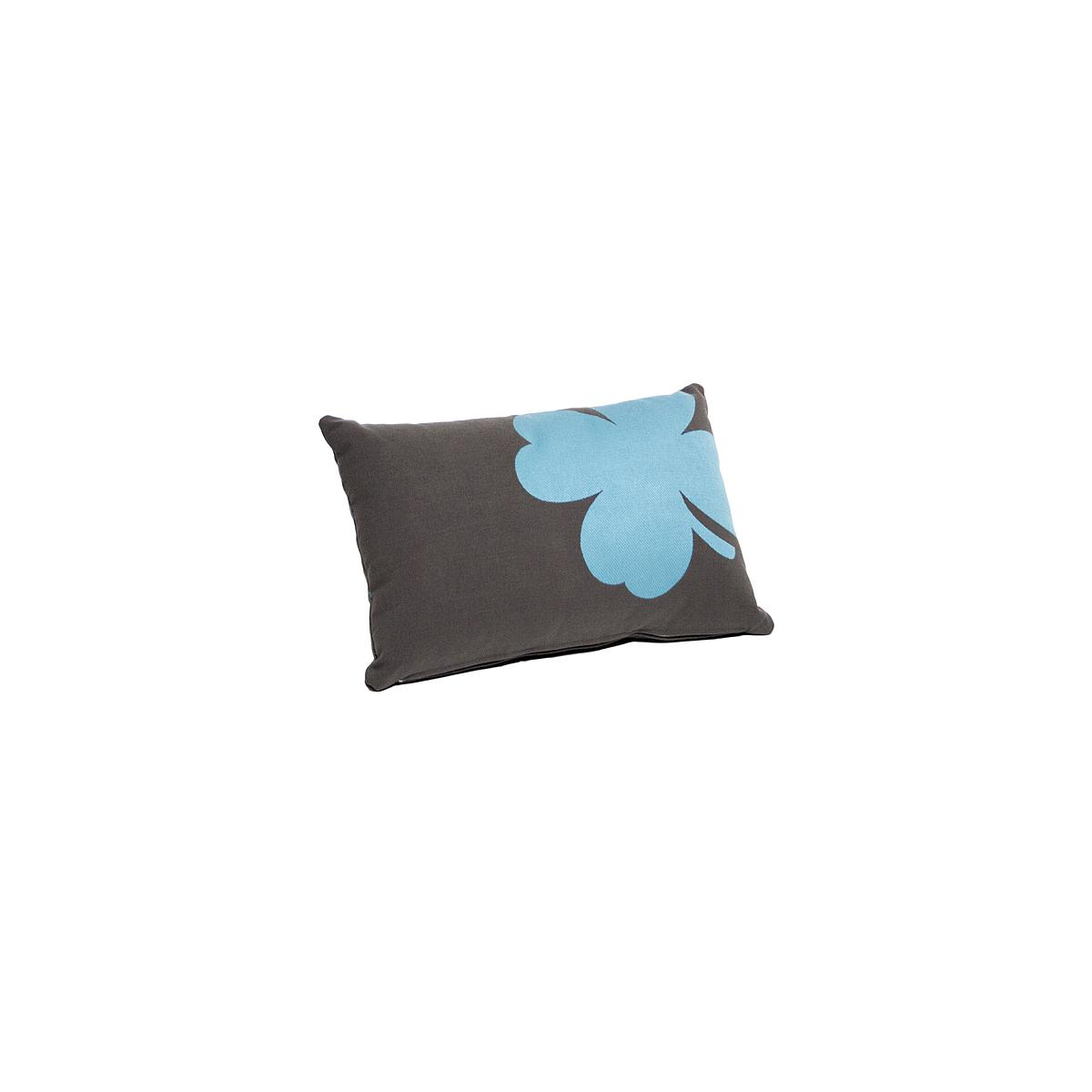 TREFLE by Fermob Coussin 44x30 cm gris Carbone