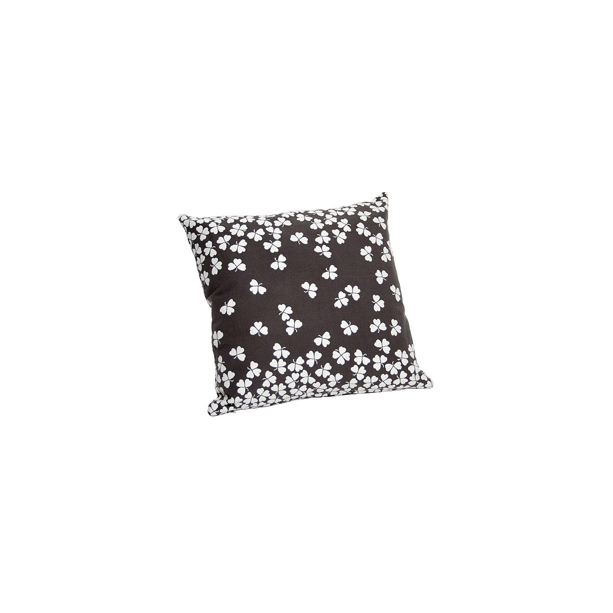 TREFLE by Fermob Coussin 44x44 cm Carbone