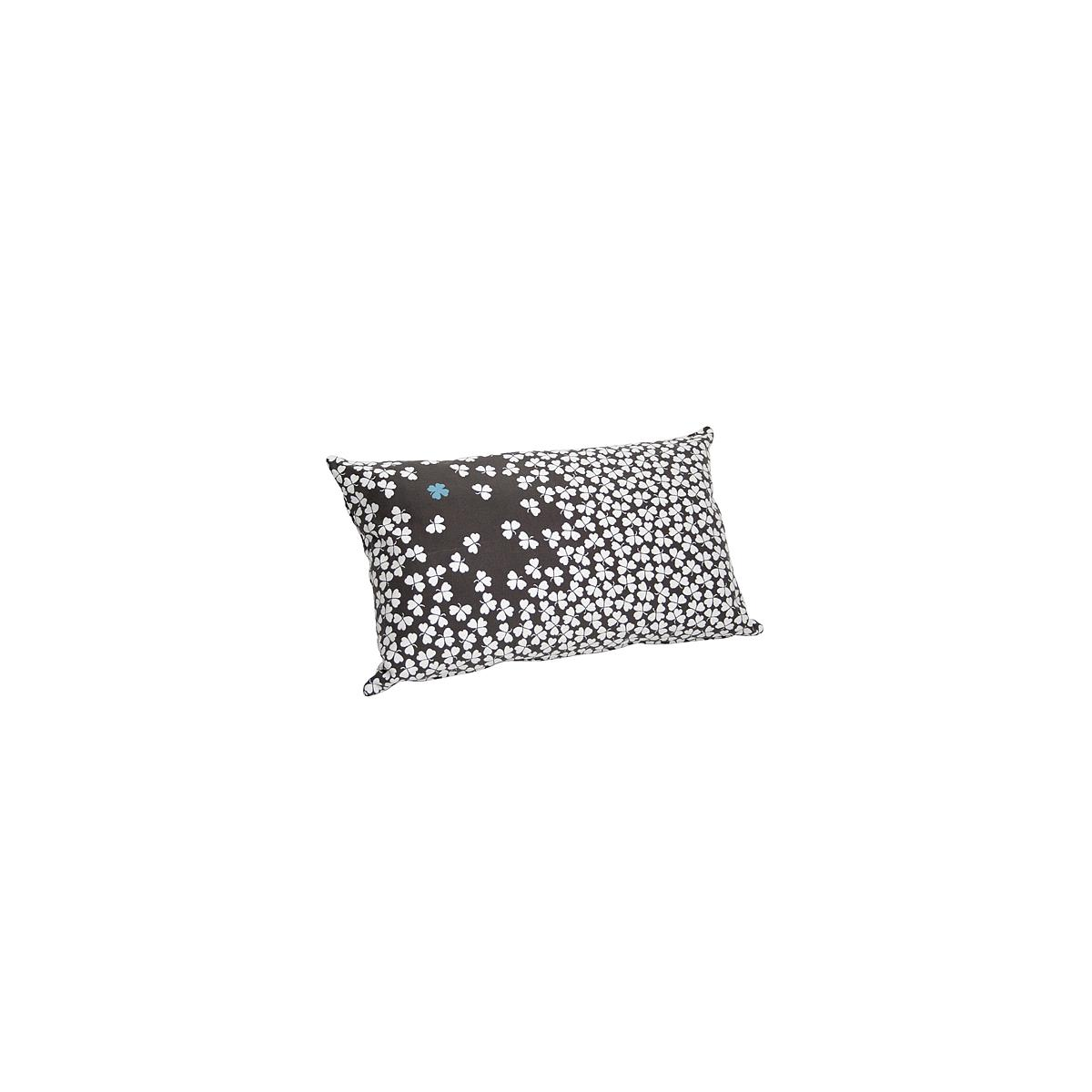 TREFLE by Fermob Coussin 68x44 cm Carbone