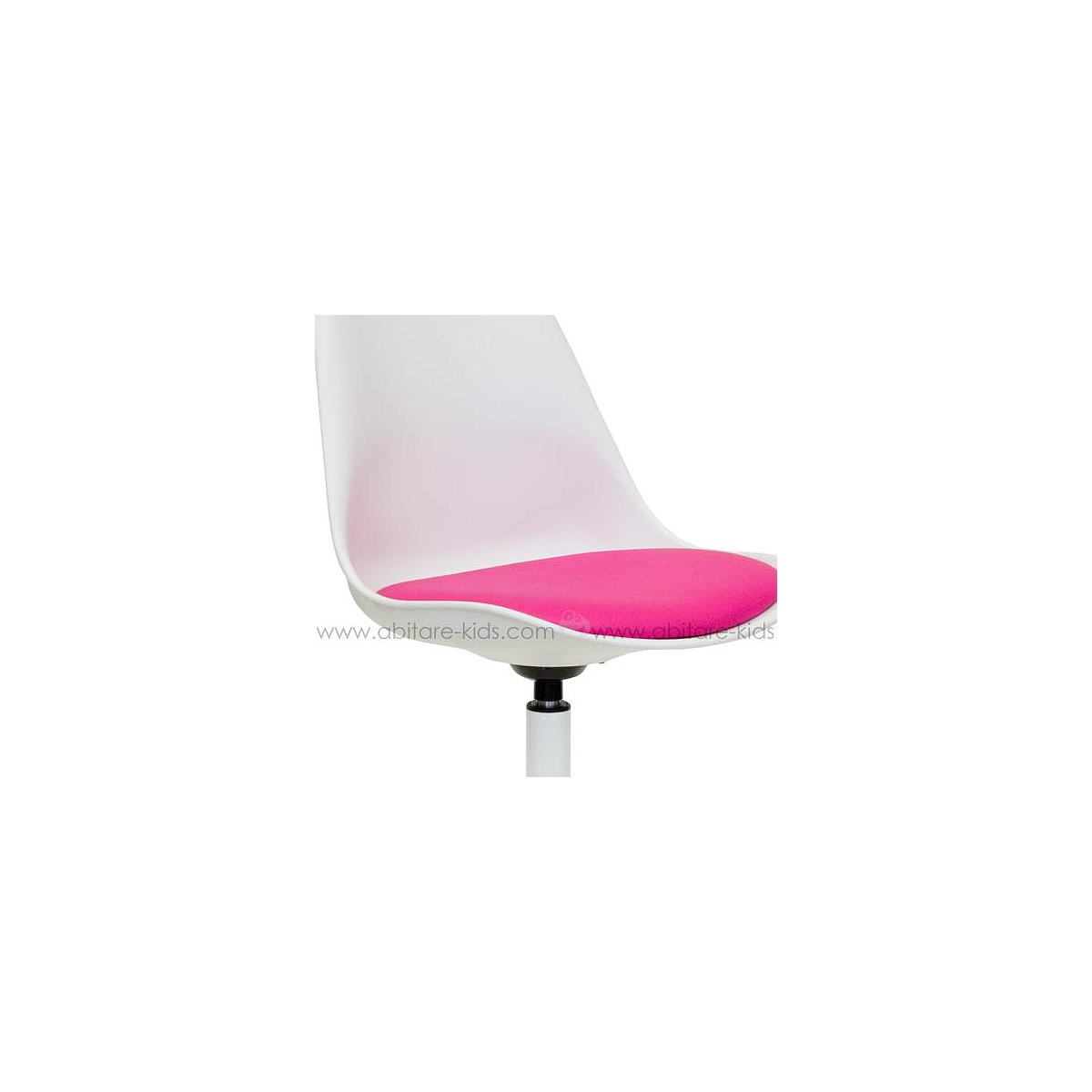 VIVA by Tenzo Chaise blanc/rose