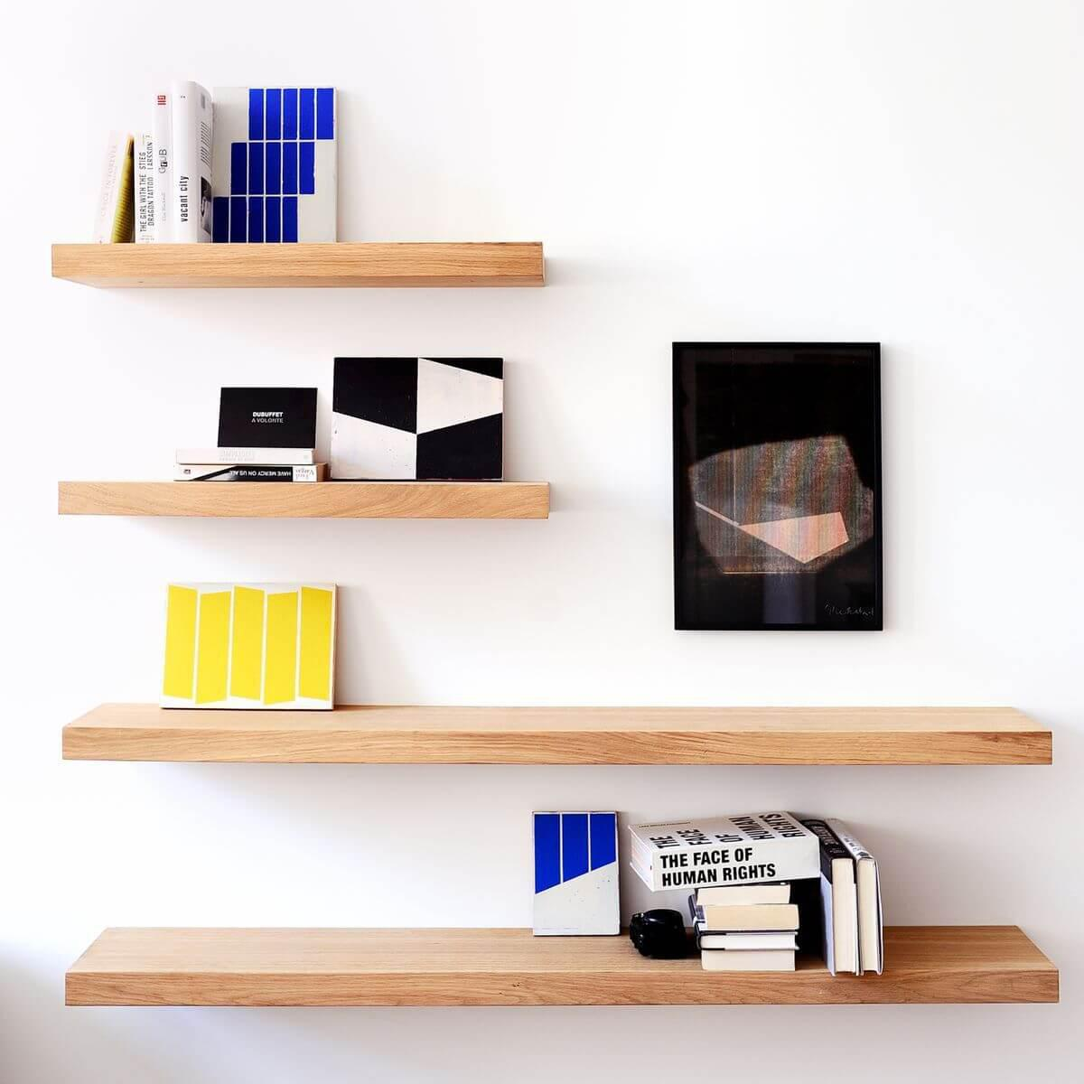 WALL SHELF by Ethnicraft étagère